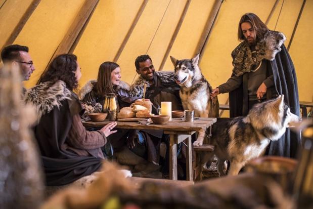"""L'Office du Tourisme propose des expériences interactives ou en immersion, notamment des """"Winterfell Tours"""" © Northern Ireland Tourist Board"""