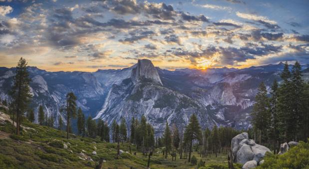 Le célèbre Parc Yosemite © VISIT CALIFORNIA