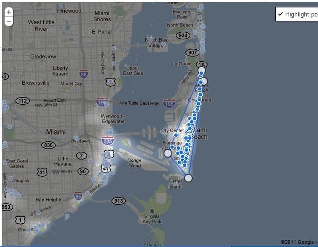 Google Hotels Finder est déjà très performant pour trouver un hôtel dans une zone donnée. Pour l'instant, le système est réservé aux USA... pour l'instant seulement.
