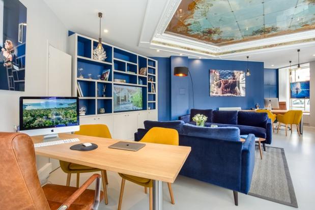 La première boutique Eluxtravel a ouvert dans le XVIe arrondissement parisien en 2018 DR Eluxtravel