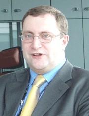 Star Alliance : P. Saunders, Vice-président Ventes, Marketing & Fidélisation