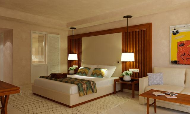 """Doté de 475 chambres, vue mer ou piscine,  l'hôtel sera proposé en formule """"tout compris"""" - DR"""