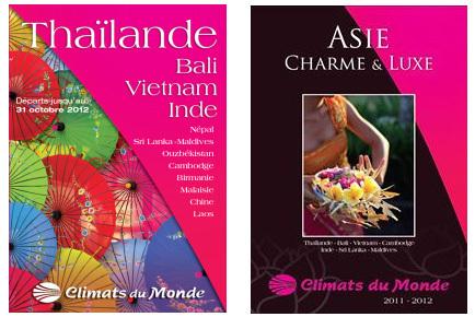 Les nouvelles brochures 2011-2012 viennent de sortir