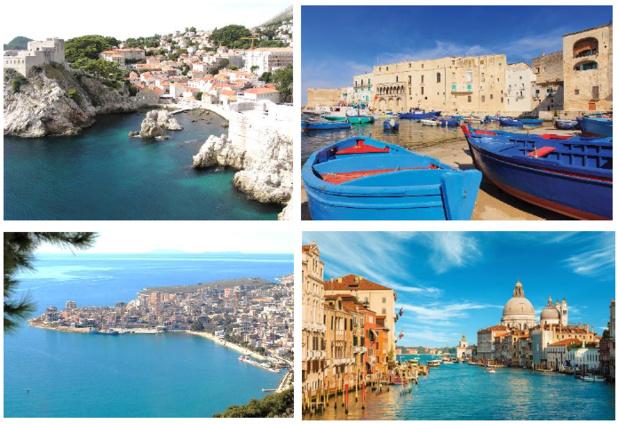 Ces nouveaux itinéraires de sept nuits s'effectueront au départ de Venise , en Italie, les 5, 12, 19 et 26 décembre 2020. - DR