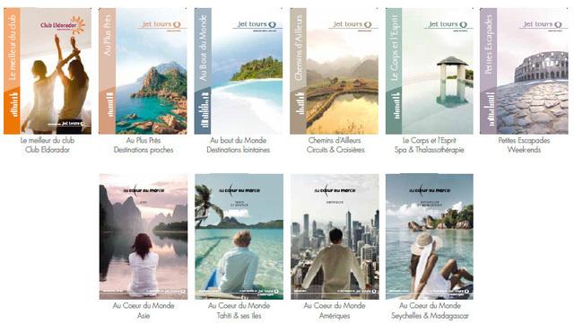 La nouvelle collection 2011/2012 JET TOURS