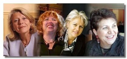 Marie Christine Chaubet (Fram), Janie Bousquet (Grand Large Voyages), Martine Granier (Selectour) et Adriana Minchella (Cediv), sont les autre femmes citées qui incarnent le mieux, selon les réponses reçues, les femmes chefs d'entreprise dans le tour