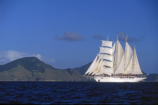 Star Clippers : le Star Flyer en Europe du Nord en 2012