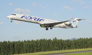 Pour éviter la faillite d'Adria Airways, l'état slovène semble prêt à mettre la main au portefeuille. On estime qu'il va injecter près de 50 millions d'euros dans l'entreprise. Certains avancent même un hypothétique rachat par Lufthansa - DR