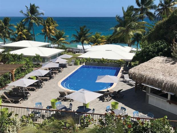 Diamant les Bains : Renaissance du premier Hôtel de Martinique - DR Exotismes