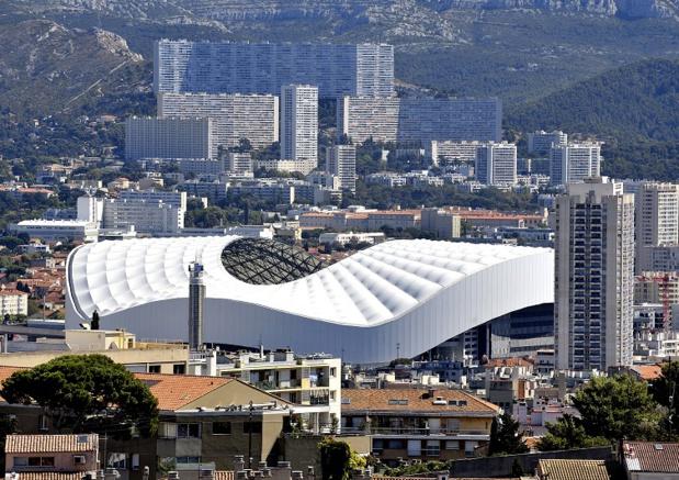 Le deuxième stade de France en termes de places disponibles, rénové en 2014 propose des visites à tous les passionnés de ballon rond. - Depositphotos.com Auteur Gilles_Paire