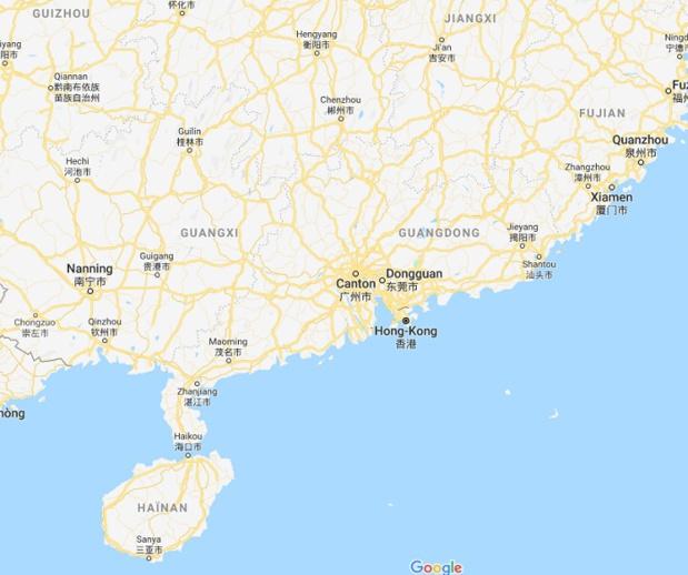 Recrudescence des cas de dengue depuis le début de l'année 2019 dans la province du Guangdong en Chine - DR