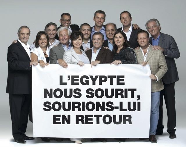 Tourisme en Egypte : une reprise en douceur