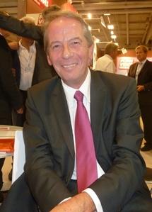 André Gallin, président du Conseil National des Professions de l'Automobile et tout nouveau porte-parole de la Fédération des Métiers du Tourisme - DR : Michèle SANI