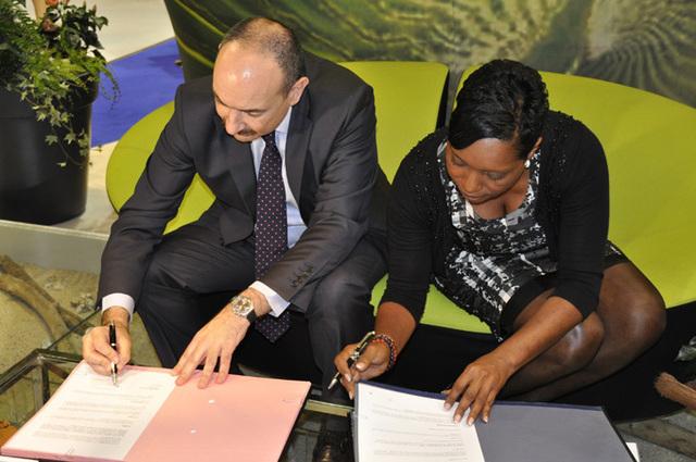 L'OT de Saint Martin signe un partenariat avec Air France