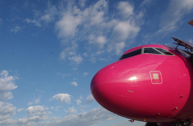 La Lituanie va accueillir un nouveau vol direct entre Paris et Vilnius  - vol qui était précédemment exploité par Air Baltic- et opéré par la compagnie Wizzair, à compter de mai 2012 et à raison de 3 vols par semaine - DR : Wizzair