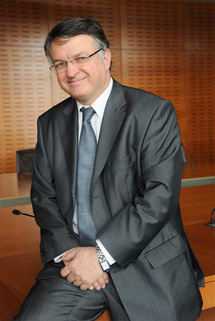 François Nogué est nommé directeur général délégué Cohésion et Ressources Humaines de la SNCF - DR
