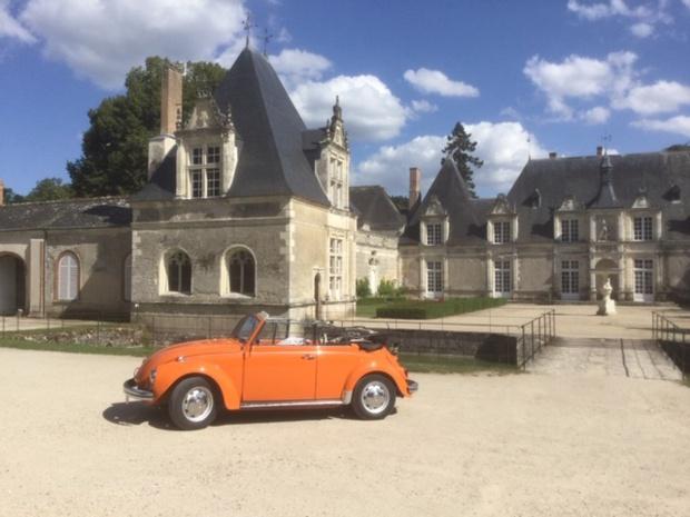La balade débutera le 30 mai au Musée aéronautique de Cerny (91). Les trésors architecturaux se succéderont : châteaux de Meung-sur-Loire, Blois, Chambord, Chaumont-sur-Loire, et autres surprises... - DR