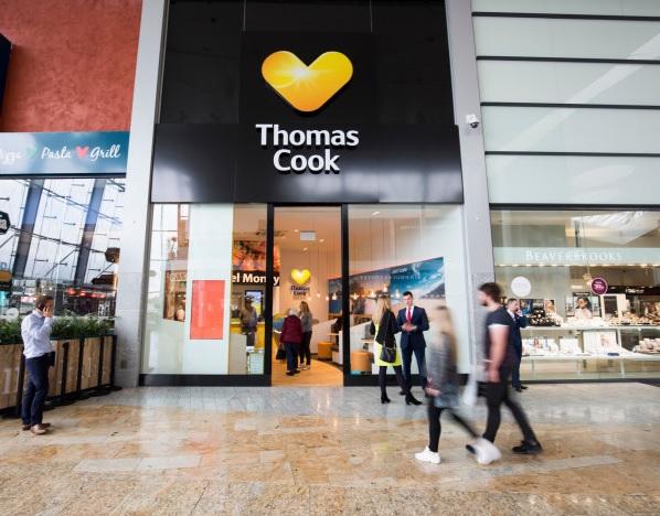 Les rumeurs, qui ne sont jamais totalement fausses, laissent entrevoir une possible vente de Thomas Cook… - Photo TC