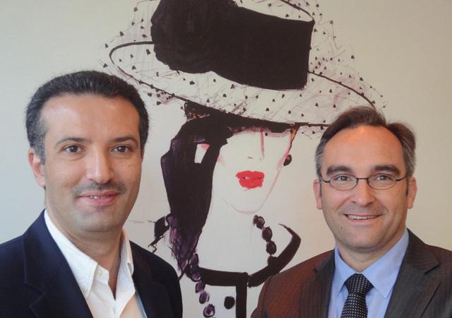 Nayef Al-Fayez DG et Xavier Gougeon de l'OT de Jordanie