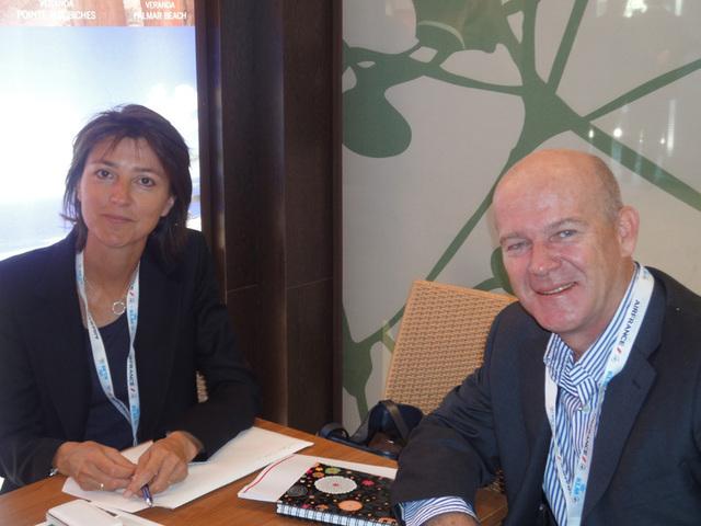 """François Eynaud, CEO Groupe Veranda : """" le savoir-faire que nous avons acquis dans l'hôtellerie de charme. C'est ce qui nous différencie des autres 5* mauriciens"""""""