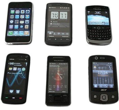 La France du mobile figure désormais au 9ème rang mondial