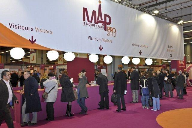 L'une des particularités de MAP Pro 2011 est l'augmentation significative des agences événementielles : ils représenteront 16 % des visiteurs avec une demande accrue sur la destination « France » - DR