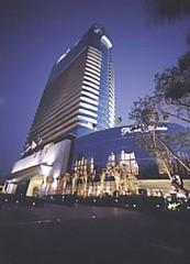 Bangkok  : le Plaza Athénée devient Meridien