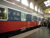 Le train Nice-Moscou fera une halte à Monaco dès décembre 2011