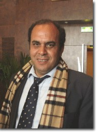 Aziz Lamrami, Directeur régional Rhône-Alpes de la RAM