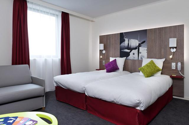 L'établissement restera un hôtel à vocation économique - DR