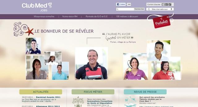 Le Club Med recrute 3000 saisonniers en France