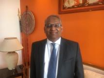 M. Buddhi K. Athauda, ambassadeur du Sri Lanka en France. - CL