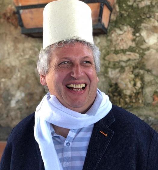 Helmut Gschwentner (Travel Europe) : 3 000 clients en Albanie dès 2019 - Crédit photo : JDL