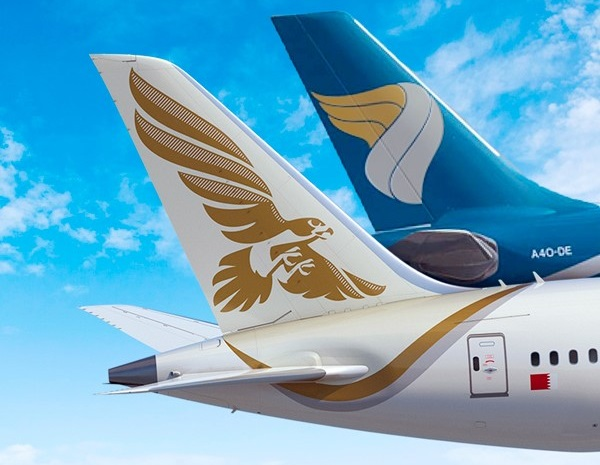 Gulf Air et Oman Air renforcent leur partage de codes - Crédit photo : Oman Air