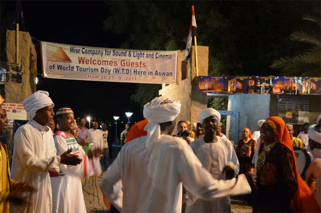 Le choix de l'Égypte comme pays hôte de la Journée Mondiale du Tourisme 2011 a été une « évidence », pour Taleb Rifai, le secrétaire général de l'OMT