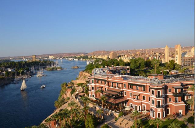 Le mythique palace du Nil, géré par Accor depuis 1986, intègre la collection des Sofitel Legend.Copyright - ACCOR.Photo Gilles TRILLARD.