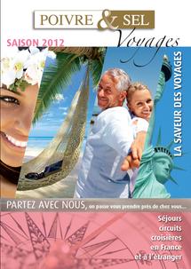 La brochure 2012 marque la 6e saison du groupement - DR