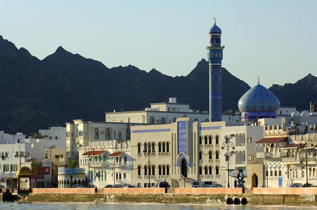 Corniche de Muttrah - DR : OT d'Oman