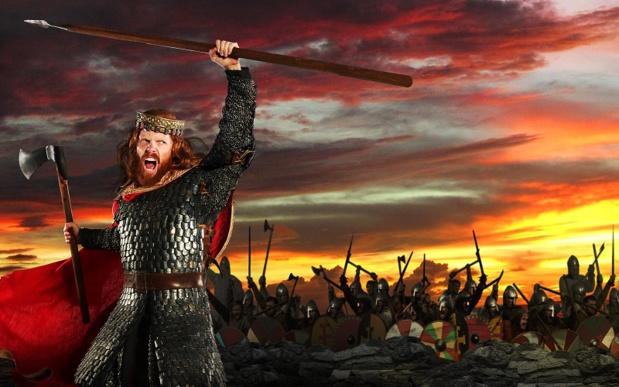« Le Premier Royaume » est la création originale 2019 du Puy du Fou. Les visiteurs suivront le destin de Clovis, Roi des Francs - DR : Puy du Fou
