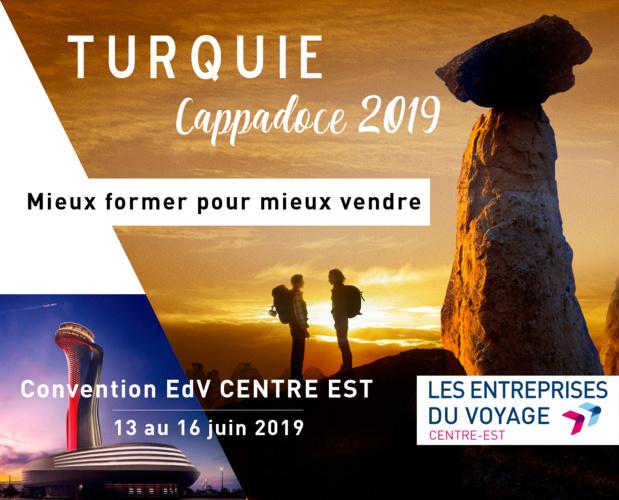 Les inscriptions sont ouvertes pour participer à la convention des EDV Centre Est en Cappadoce - DR