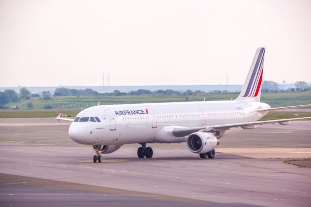 """Cette restructuration devrait toucher le réseau """"point-à-point"""" sur le court et moyen-courrier d'Air France Hop - AirFrance Flotte A321"""