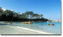 « La Corse, ça n'est pas compliqué, après l'hiver c'est l'été »