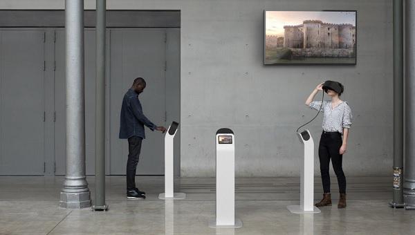 Timescope Mini : le voyage dans le temps débarque dans les agences de voyages  - Crédit photo : Timescope