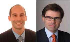 Emmanuel PUGA PEREIRA et Jean-Philippe ROUSSARD - Photo DR