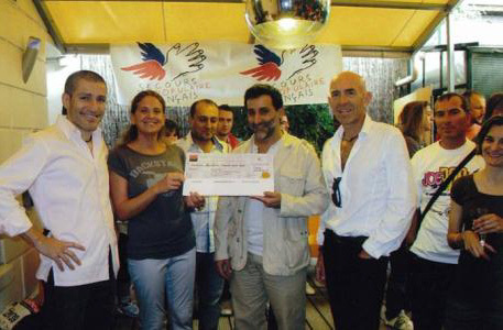 20km de Paris : Marmara court pour l'association Make-A-Wish
