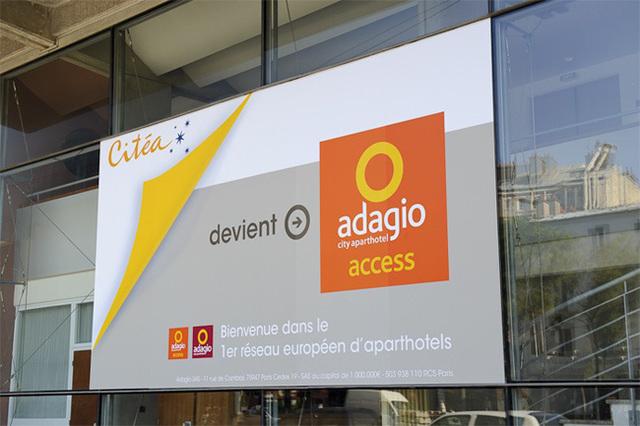 Adagio City Aparthotel lance Adagio Access pour les résidences Citéa