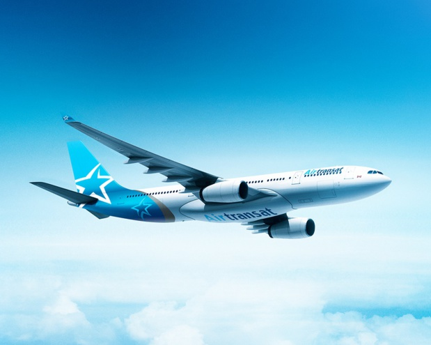 Air Transat recevra un deuxième Airbus A321neoLR en juin et quatre autres à l'automne 2019 - DR