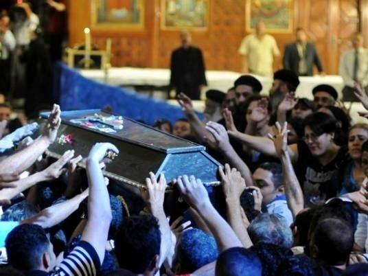 Les violents affrontements confessionnels qui ont mené à la mise en place d'un couvre-feu au Caire inciteront-ils le gouvernement de transition égyptien à assurer davantage de sécurité ? / photo dr Al Masry Al Youm