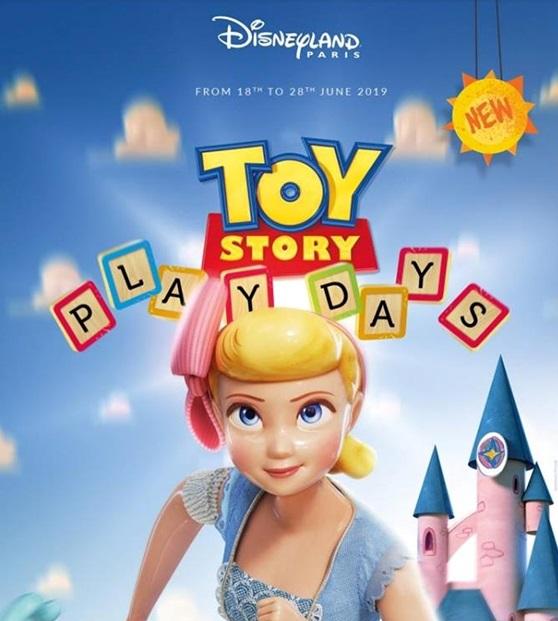 « Toy Story Play Days » : le Parc Walt Disney Studios sera le terrain de jeu privilégié de cet événement - DR