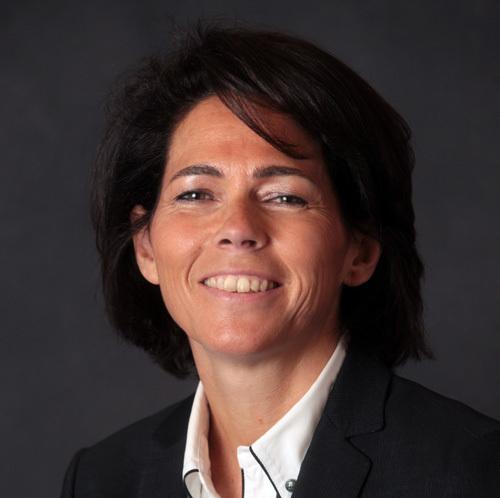 Martine Haas a pris ses fonctions début octobre 2011. Photo DR.